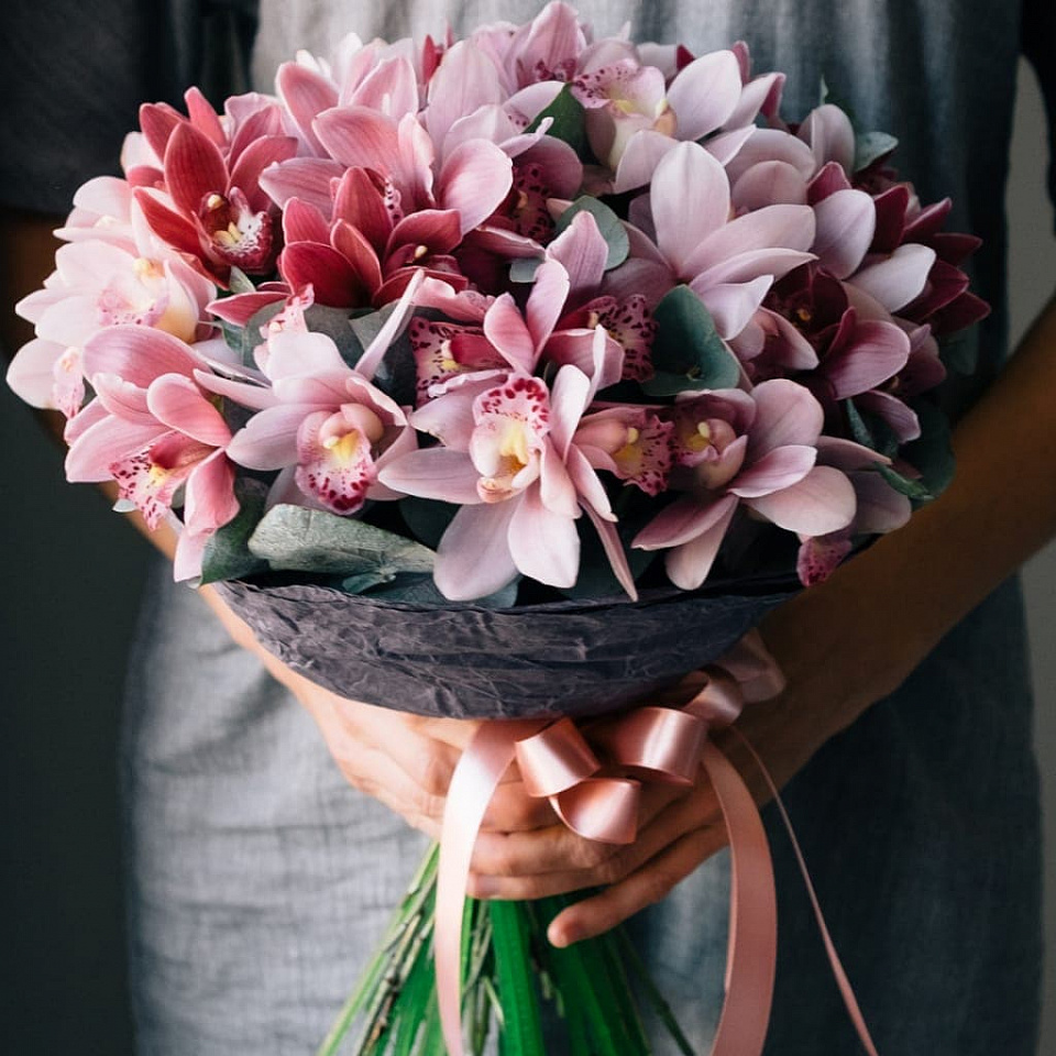 тот момент, букеты из орхидей необычные фото особенности кустарника спирея
